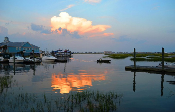 how to pronounce murrells inlet sc