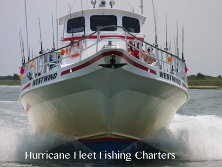 Hurricane Fleet Fishing Charter