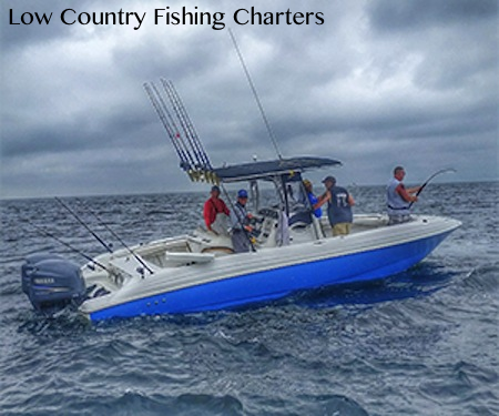 Myrtle beach fishing charters deep sea fishing in for Murrells inlet deep sea fishing