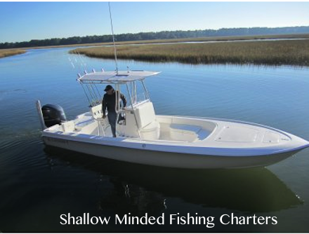 Shallow Minded Fishing Charters