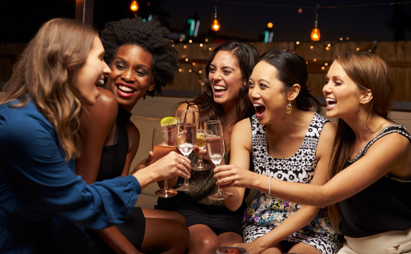 4 Top Girls Weekend Activities