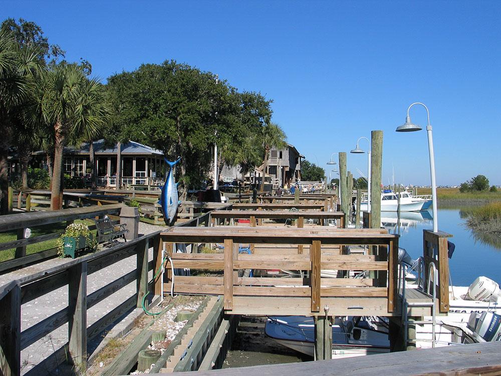 Best Waterfront Restaurants In Murrells Inlet
